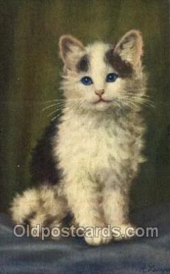 cat001834 - #167 Artist Lampe Old Vintage Antique Post Card Post Card