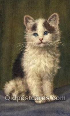 cat001841 - #167 Artist Lampe Old Vintage Antique Post Card Post Card