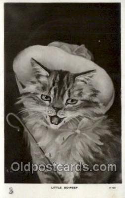 cat001855 - Series A 102 Artist G.L. Barnes Old Vintage Antique Post Card Post Card