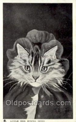 cat001856 - Series 5600 Artist G.L. Barnes Old Vintage Antique Post Card Post Card