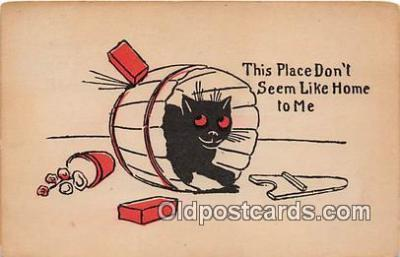 cat002010 - Postcard Post Card