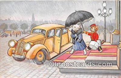 cat002029 - Postcard Post Card