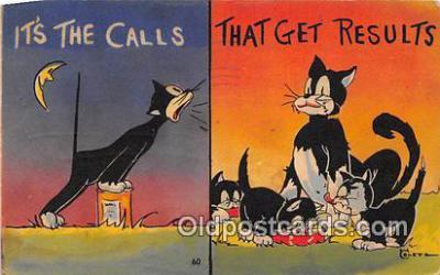 cat002039 - Postcard Post Card