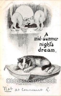 cat002068 - I Phillips Postcard Post Card