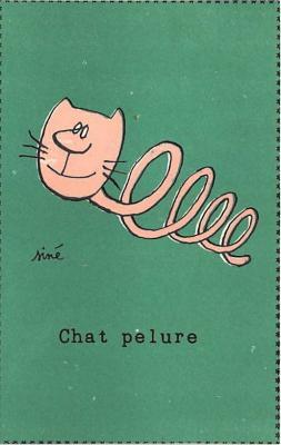 cat002356 - Cat Post Card Old Vintage Antique