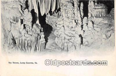 cav001072 - Cave, Caverns, Vintage Postcard