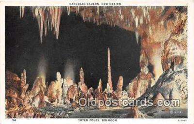 Totem Poles, Big Room
