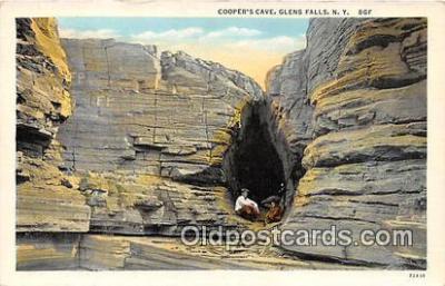 cav001091 - Cave, Caverns, Vintage Postcard
