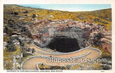 cav001095 - Cave, Caverns, Vintage Postcard