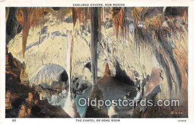cav001099 - Cave, Caverns, Vintage Postcard