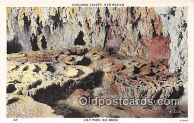 cav001100 - Cave, Caverns, Vintage Postcard