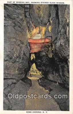 cav001108 - Cave, Caverns, Vintage Postcard