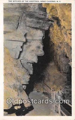 cav001113 - Cave, Caverns, Vintage Postcard