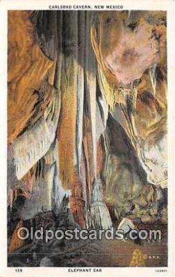 cav001116 - Cave, Caverns, Vintage Postcard