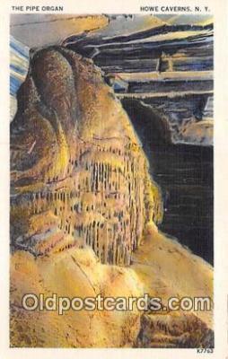 cav001127 - Cave, Caverns, Vintage Postcard