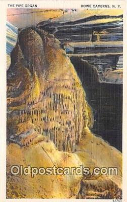 cav001137 - Cave, Caverns, Vintage Postcard
