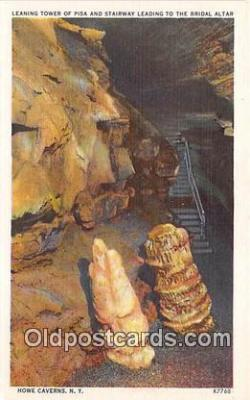 cav001138 - Cave, Caverns, Vintage Postcard