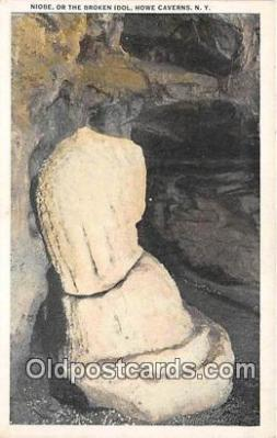 cav001153 - Cave, Caverns, Vintage Postcard