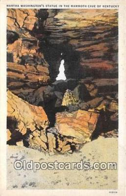 cav001158 - Cave, Caverns, Vintage Postcard