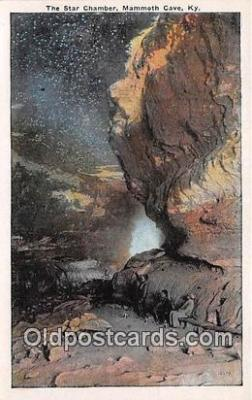 cav001174 - Cave, Caverns, Vintage Postcard