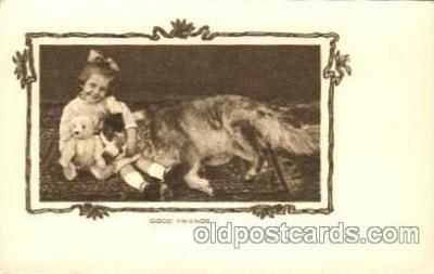 chi001091 - Children Postcard Post Card