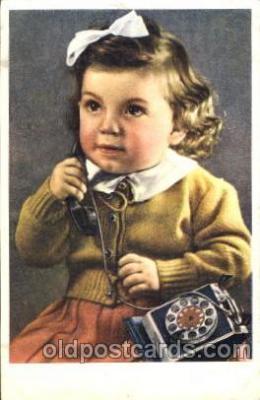 chi001118 - Children Postcard Post Card