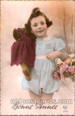 chi001125 - Children Postcard Post Card