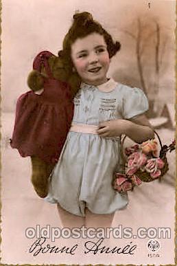 chi001140 - Children Postcard Post Card