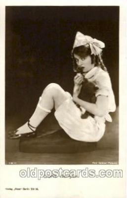 chi001148 - Doris Kenyon Children Postcard Post Card