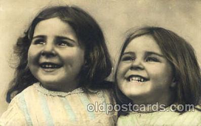 chi002038 - Children Postcard Post Card