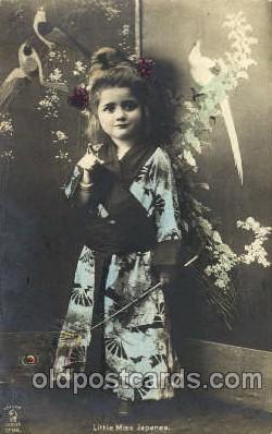 chi002050 - Children Postcard Post Card