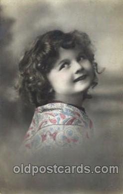 chi002079 - Children Postcard Post Card
