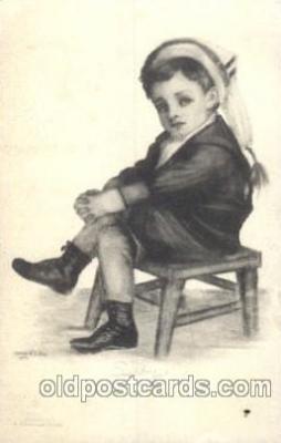 chi002134 - Children, Child, Postcard Post Card