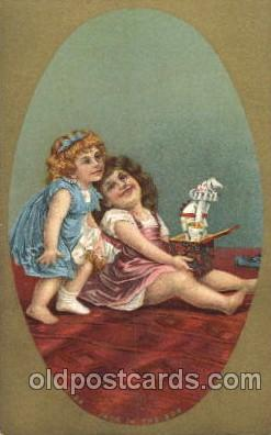 chi002151 - Jack in the Box, Soapine Soap Advertising on back Children, Child, Postcard Post Card