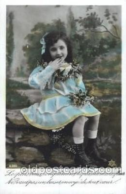 chi002154 - Children, Child, Postcard Post Card