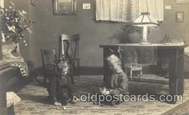 chi002155 - Children, Child, Postcard Post Card