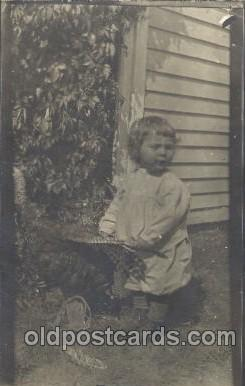 chi002159 - Children, Child, Postcard Post Card