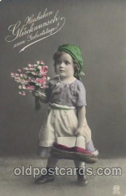chi002161 - Children, Child, Postcard Post Card