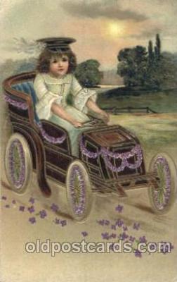 chi002164 - Children, Child, Postcard Post Card