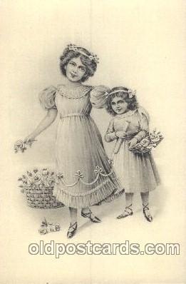 chi002176 - Series No.2618 Children, Child, Postcard Post Card