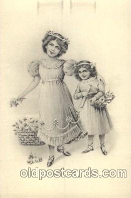 chi002193 - Series No.2618 Children, Child, Postcard Post Card