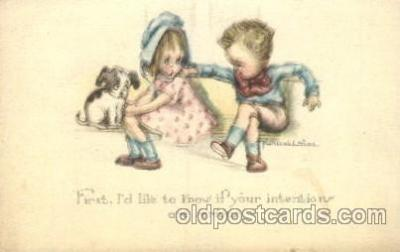 chi002211 - Children, Child, Postcard Post Card