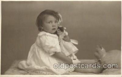 chi002219 - Children, Child, Postcard Post Card