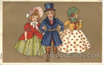 chi002240 - Children, Child, Postcard Post Card