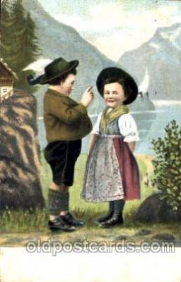 chi002246 - Old Vintage Antique Postcard Post Card