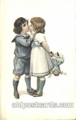 chi002249 - Old Vintage Antique Postcard Post Card