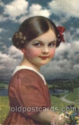 chi002267 - Old Vintage Antique Postcard Post Card