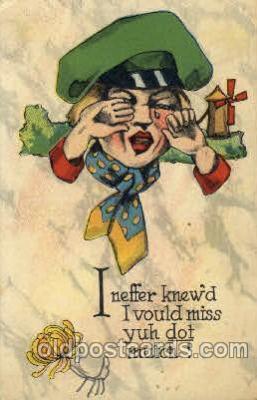 chi002271 - Old Vintage Antique Postcard Post Card