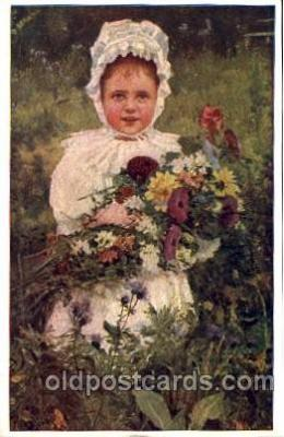 chi002296 - Old Vintage Antique Postcard Post Card