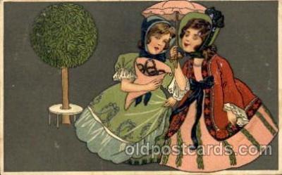chi002305 - Old Vintage Antique Postcard Post Card